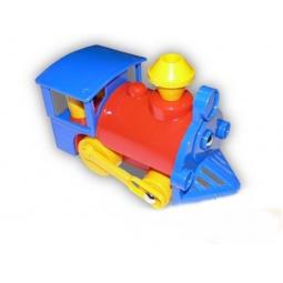 фото Паровозик игрушечный Нордпласт 010
