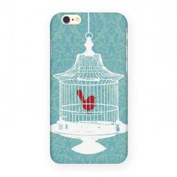 фото Чехол для iPhone 6 Mitya Veselkov «Птичка в клетке»