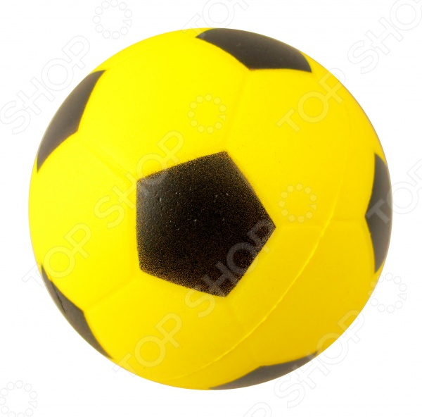 Мячик-антистресс TX31500, 31501-F «Футбол». В ассортименте    /