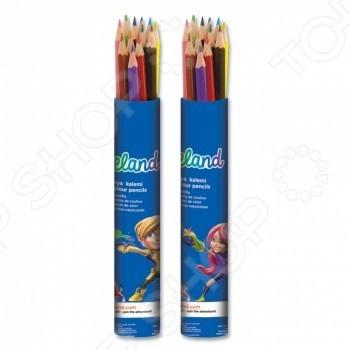 Набор карандашей цветных ADEL 211-2315-103