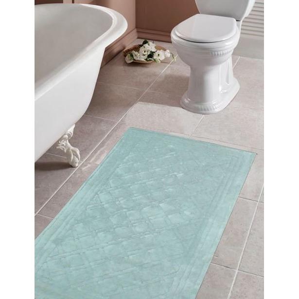 фото Коврик для ванной Tac Neo. Цвет: бирюзовый