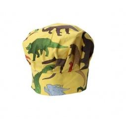 фото Колпак поварской детский Dexam «Динозавры»