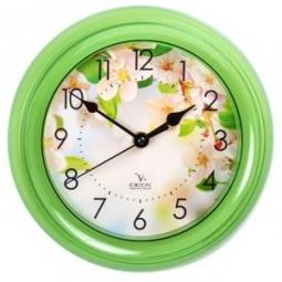 Купить Часы настенные Вега П 6-3-105 «Яблони цветут»