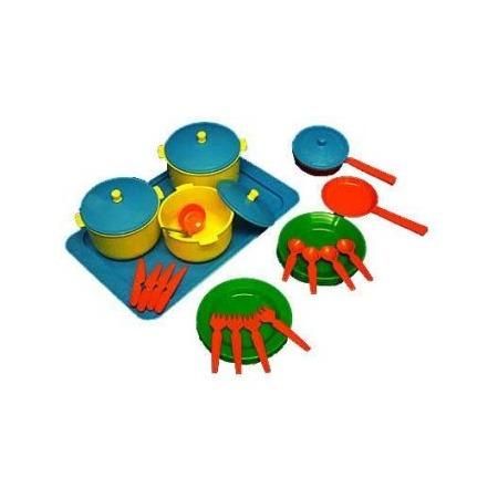 Купить Игровой набор для девочки ПЛЭЙДОРАДО «Хозяюшка»