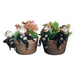 фото Подвеска декоративная GREEN APPLE GRHP4-23 «Обезьяна»