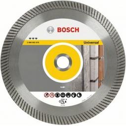 Купить Диск отрезной алмазный Bosch Best for Universal 2608602673