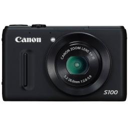 фото Фотокамера цифровая Canon PowerShot S100