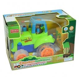 Купить Трактор на радиоуправлении Zhorya Х75549