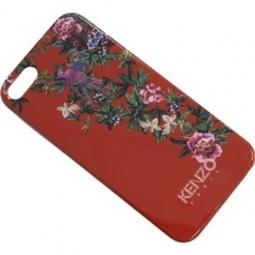 фото Чехол и пленка на экран Kenzo Exotic Cover для iPhone 5. Цвет: красный