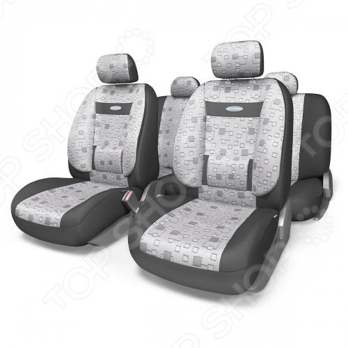 Набор чехлов для сидений с ортопедической поддержкой Autoprofi COM-1105 Comfort Element