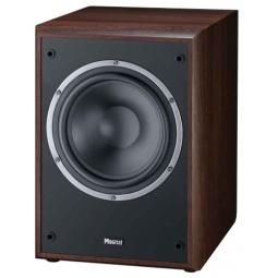 фото Сабвуфер для модульных акустических систем Magnat MS Sub 202A. Цвет: коричневый