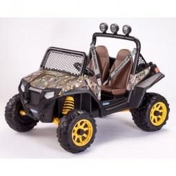 Купить Электромобиль PEG - PEREGO Polaris 900 camouflage