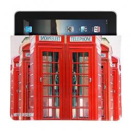 фото Чехол для iPad Mitya Veselkov «Будка в Лондоне»