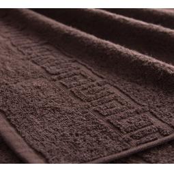 фото Полотенце махровое Asgabat Dokma Toplumy. Размер: 50х90 см. Цвет: коричневый