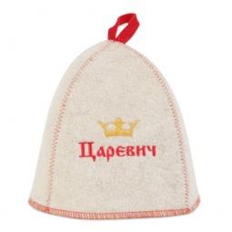 Купить Шапка для бани и сауны EVA «Царевич»