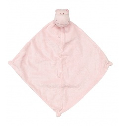 фото Покрывальце-игрушка Angel Dear Бегемот. Цвет: розовый