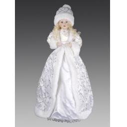 фото Кукла под елку Holiday Classics «Снегурочка» 1709390