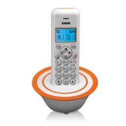 фото Радиотелефон BBK BKD-815. Цвет: оранжевый