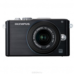 фото Фотокамера цифровая Olympus Pen E-PL3 Kit EZ-M 14-42II