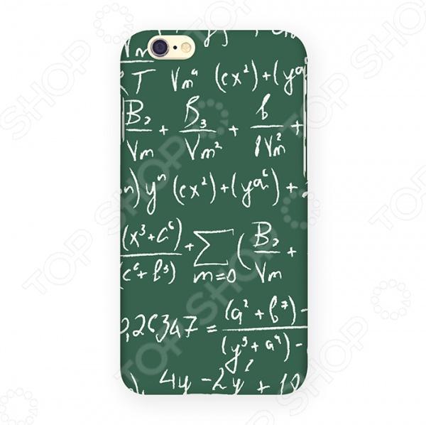 Чехол для iPhone 6 Mitya Veselkov «Школьная доска» цена