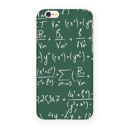 Чехол для iPhone 6 Mitya Veselkov «Школьная доска»