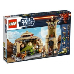 фото Конструктор LEGO Дворец Джаббы