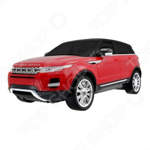 Автомобиль на радиоуправлении 1:16 KidzTech Range Rover Evoque kidztech kidztech радиоуправляемая машина nissan gtr черная