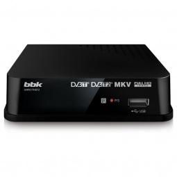 фото ТВ-тюнер BBK SMP017HDT2. Цвет: черный