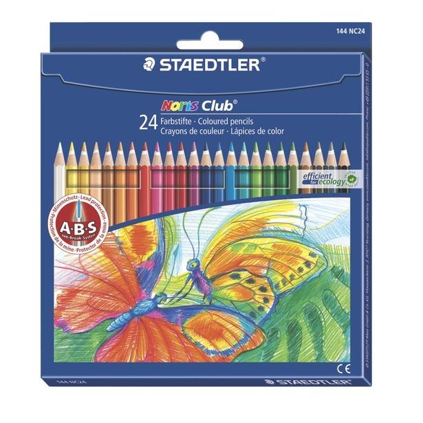 фото Набор цветных карандашей Staedtler 144NC2410