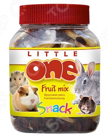 Лакомство для грызунов Little One «Фруктовая смесь» лакомство для грызунов little one ягодное ассорти