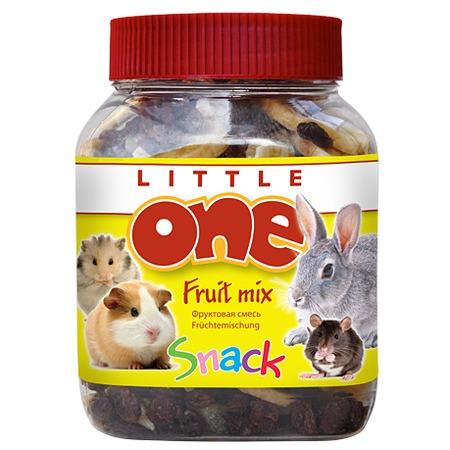 Купить Лакомство для грызунов Little One «Фруктовая смесь»