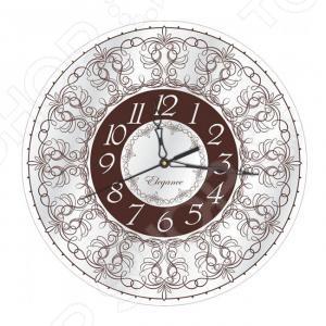 Часы настенные Вега СО 1-12 «Узоры» Вега - артикул: 768245
