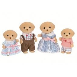 фото Набор игрушек-зверюшек Sylvanian Families 5182 «Семейка лабрадоров»