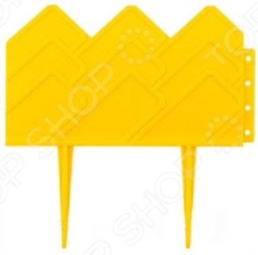 Бордюр декоративный Grinda 422221 Бордюр декоративный Grinda 422221-Y /Желтый