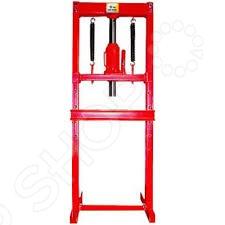 Пресс гидравлический с трубогибом, манометром и комплектом шаблонов Big Red T51002