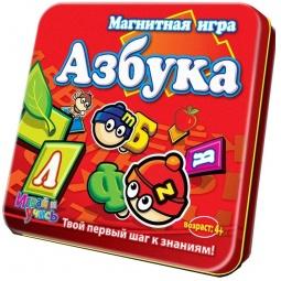Купить Игра магнитная Mack&Zack «Алфавит»