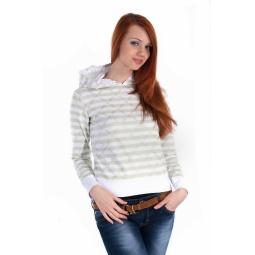 фото Толстовка Mondigo 9518. Цвет: салатовый. Размер одежды: 42