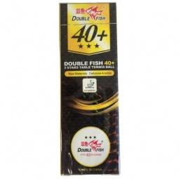 Купить Мячи для настольного тенниса Double Fish 40+