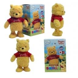 Купить Мягкая игрушка интерактивная 1 TOY «Танцующий Винни»