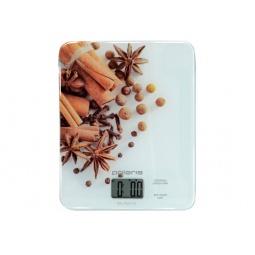 фото Весы кухонные Polaris PKS0832DG. Рисунок: малина