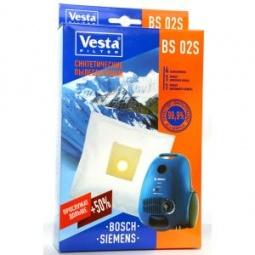 Купить Мешки для пыли Vesta BS 02 S
