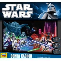 """фото Настольная игра """"Звездные войны. Война клонов"""""""
