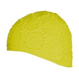 фото Шапочка для плавания Larsen 3102. Цвет: желтый