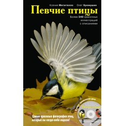 Купить Певчие птицы (+ CD)