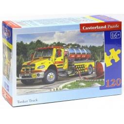 Купить Пазл 120 элементов Castorland «Бензовоз»