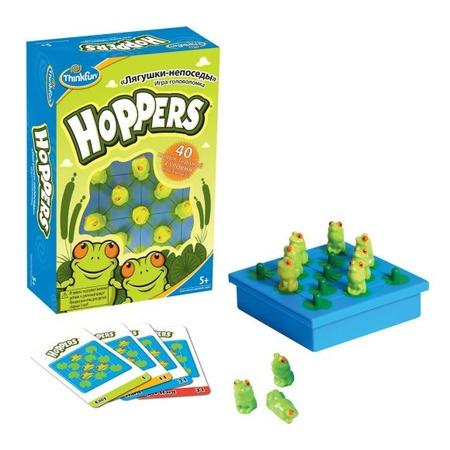 Купить Игра-головоломка Thinkfun 93192 «Лягушки-непоседы»