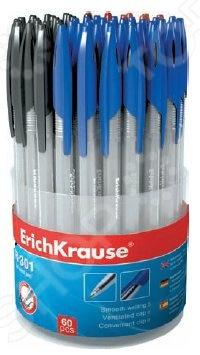 Набор ручек шариковых Erich Krause R-301: 60 предметов