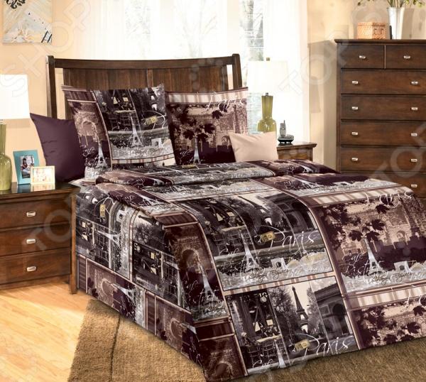 Комплект постельного белья ТексДизайн «Парижские тайны» комплект постельного белья тексдизайн эдгар