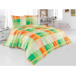 фото Комплект постельного белья Sonna «Параллель». Семейный