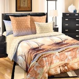 фото Комплект постельного белья Королевское Искушение «Круиз». Евро